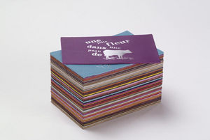 BANDIT MANCHOT -  - Postkarte