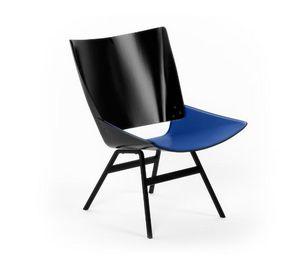 REX KRALJ - shell lounge - Sessel