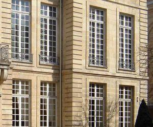 GLASSOLUTIONS France - colonial - 2 Flügel Fenster