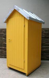 ART JARDINS - cabine mistral rangement  - Gartenwerkzeugschrank