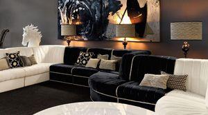 AltaModa Italia -  - Sofa 5 Sitzer