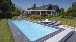 Piscines Magiline - personnalisée - Traditioneller Swimmingpool