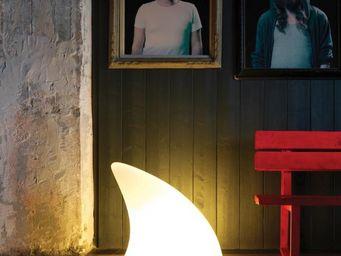 Moree - shark indoor - Leuchtobjekt