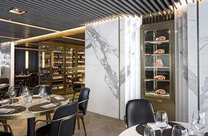 Humbert & Poyet - beef bar berlin - Ideen: Hotelspeisesäle