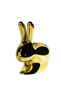 QEEBOO - rabbit chair gold - Stuhl