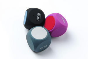 one Products - mini bluetooth speaker - the cube - Tragbarer Lautsprecher