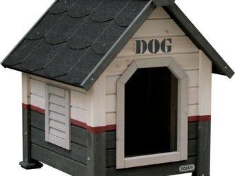 ZOLUX - niche pour chien red line large - Hundehütte