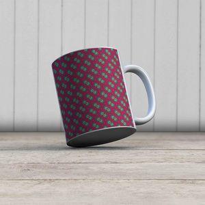 la Magie dans l'Image - mug pattern oiseaux - Mug