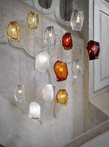 NOVALUCE - crystal rock -- - Deckenlampe Hängelampe