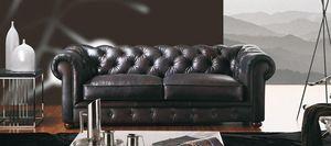 Canapé Show - chesterfield - Chesterfield Sofa