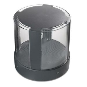 Leds C4 - borne lumineuse compact led ip65 h20 cm - Leuchtpfosten