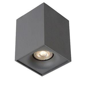 LUCIDE - plafonnier carré 8,3 cm bentoo led - Deckenleuchte