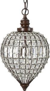 Amadeus - suspension fer et acrylique julia - Deckenlampe Hängelampe
