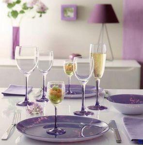 Luminarc - sweet lilac - Stielglas