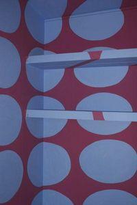 Fabienne Colin - les galets bleus - Freske