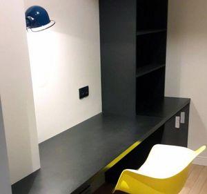 Faber Place - bureau intégré - Schreibtisch