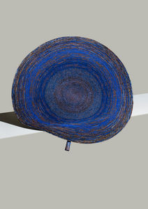 LABEL/BREED - vlisco recycled carpet - Maßgefertigter Wandteppich