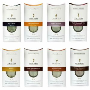 SMART CANDLE FRANCE - capsules luminara fragrance - Duftkerze