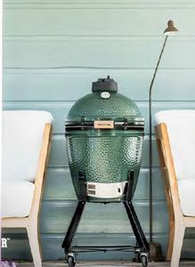 Big Green Egg -  - Holzkohlegrill