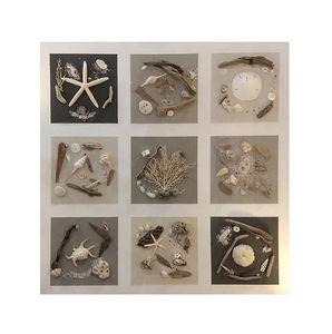 Coc'Art Créations - t100 - Dekorative Leinwand Für Den Innenbereich
