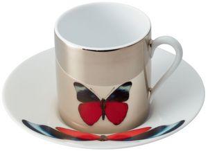 Raynaud - -_anamorphoses' - Kaffeetasse