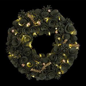 Sirius -  - Weihnachtskranz