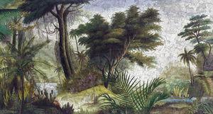 Ananbô - orénoque - Panoramatapete