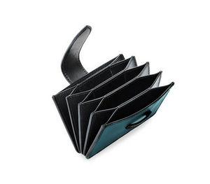 Smythson - concertina card - Kreditkartentasche