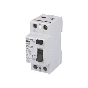 ISKRA ZASCITE - interrupteur 1403532 - Lichtschalter
