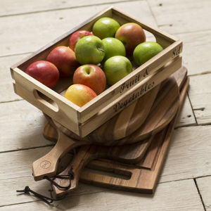 T&g Woodware - fruits £19.50 - Ordnungskiste