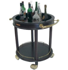 Servizial - table à alcool - Teewagen