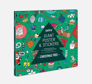 OMY - poster en papier - Malbuch