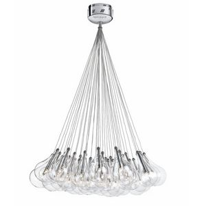 Alma Light - drop led - suspension 37 ampoules led - Deckenlampe Hängelampe
