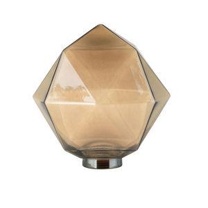 NEXEL EDITION - mosaik flamme - Glasglocke
