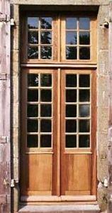 Ateliers Pierre-Yves Lancelot -  - Verglaste Eingangstür