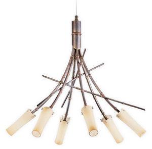 Masca - bamboo - Deckenlampe Hängelampe