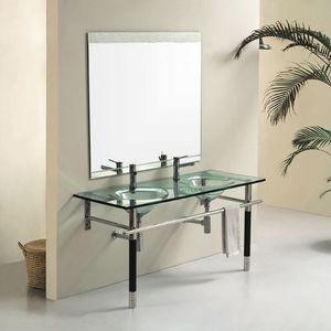 My Design -  - Doppelwaschtisch Möbel