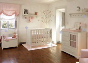THE WHITE STORE -  - Babyzimmer