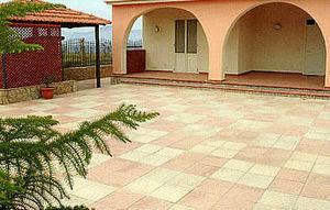 PAVIMENTI FOGAZZA -  - Bodenplatten Außenbereich