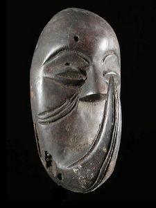 Les Arts Primitifs - passeport dan yacouba - Maske Aus Afrika