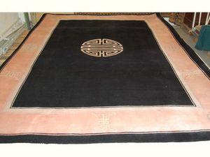CNA Tapis - tien tsin 90 l 5/8 - Traditioneller Teppich