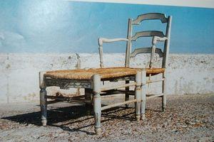 Antiquites Decoration Maurin -  - Bergère Sessel