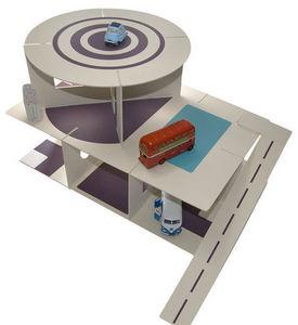 Carton chic -  - Puppenhaus