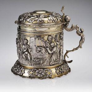 Dario Ghio Antiquites -  - Halbliterglas