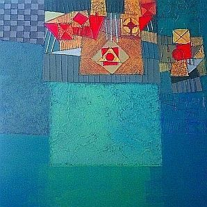 Un Rien de Vous -  - Zeitgenössische Gemälde