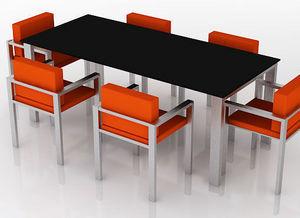 swanky design - lix dining set - Gartengarnitur