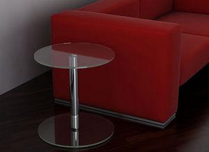 swanky design - spago side table - Beistelltisch