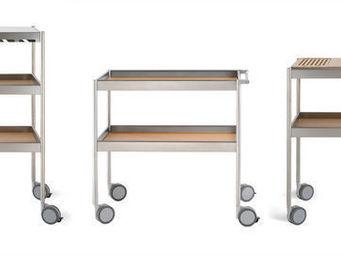 Arclinea - trolleys - Küchenwagen