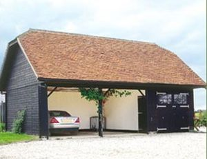 Scotts Of Thrapston -  - Garage