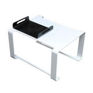 Decogalerie - table basse minimal - Rechteckiger Couchtisch